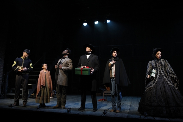 Photo Flash: First Look at Alice Ripley, and More in A CIVIL WAR CHRISTMAS