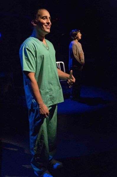 Photo Flash: First Look at Jay Armstrong Johnson, Kenita Miller, and More in WORKING