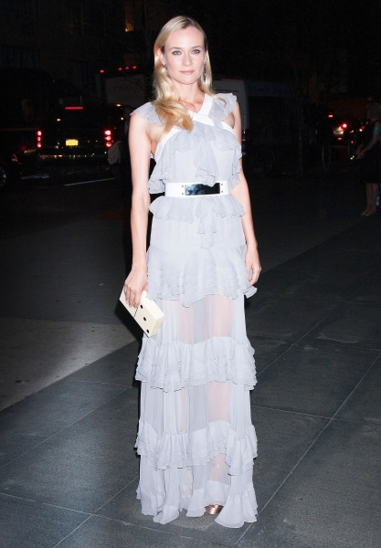 Fashion Photo of the Day 12/4/12 - Diane Kruger