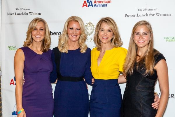 Lara Spencer, Sandra Lee, Paula Zahn and Haley Cohen  Photo