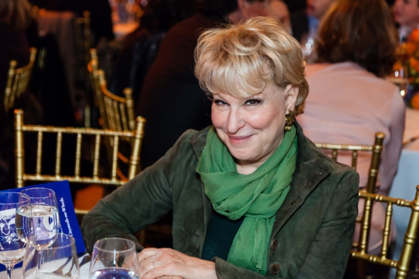 Bette Midler  at Audra McDonald, Bette Midler and More at CityMeals on Wheels' 26th Annual Power Lunch for Women