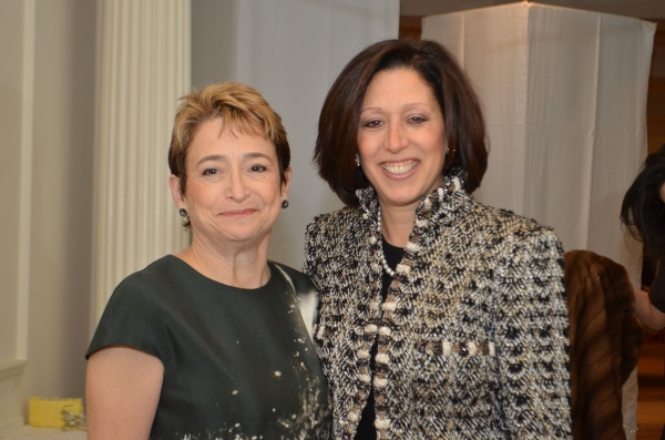 Anne Cohen and Suri Kasirer