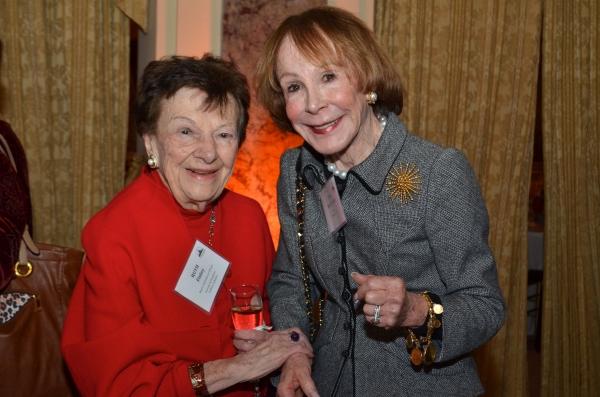 Ruth Finley and Reva Wurtzburge Photo