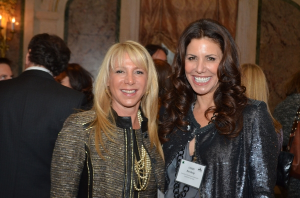 Photo Flash: Audra McDonald, Bette Midler and More at CityMeals on Wheels' 26th Annual Power Lunch for Women