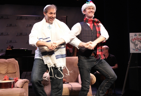 Photo Coverage: Marc Kudisch and More in HAPPY MERRY HANU-MAS!