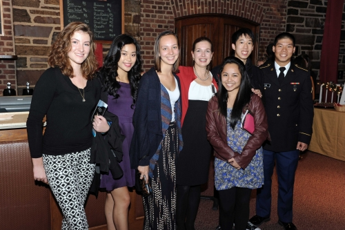 American Repertory Ballet Hosts 2012 Alumni Gathering Following THE NUTCRACKER