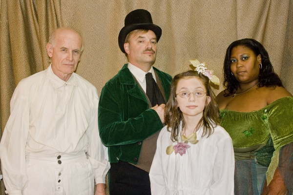 Photo Flash: First Look at The Minstrel Players' A CHRISTMAS CAROL