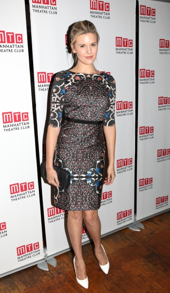 Maggie Grace at Bebe Neuwirth, Lee Pace, F. Murray Abraham and Cast of GOLDEN AGE Celebrate Opening Night!