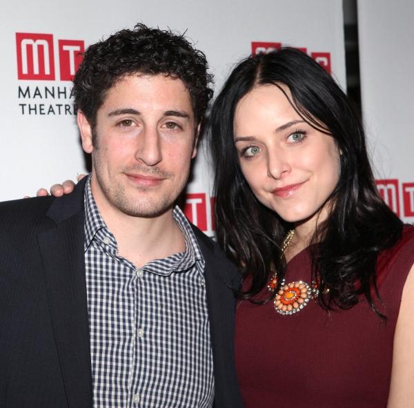 Jason Biggs & Jenny Mollen