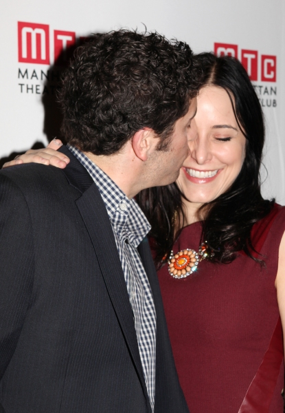 Jason Biggs & Jenny Mollen Photo