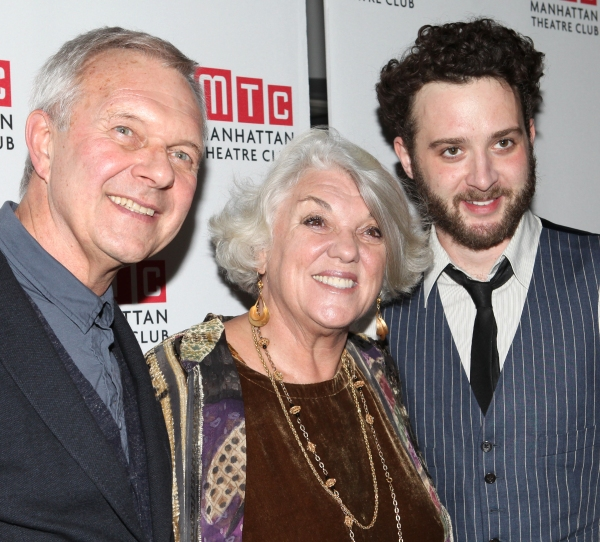 Walter Bobbie, Tyne Daly & Eddie Kaye Thomas at Bebe Neuwirth, Lee Pace, F. Murray Abraham and Cast of GOLDEN AGE Celebrate Opening Night!