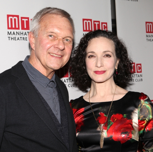 Walter Bobbie & Bebe Neuwirth at Bebe Neuwirth, Lee Pace, F. Murray Abraham and Cast of GOLDEN AGE Celebrate Opening Night!