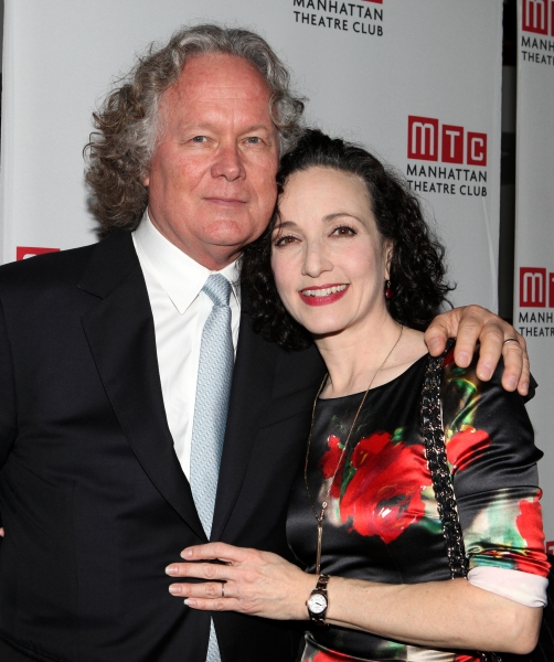 Chris Calkins & Bebe Neuwirth