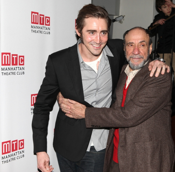 Lee Pace & F. Murray Abraham