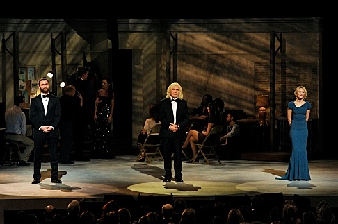 Liev Schreiber, Billy Connolly, and Naomi Watts