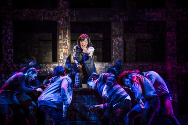 Photo Flash: First Look at BARE Opening Tonight Off Broadway!
