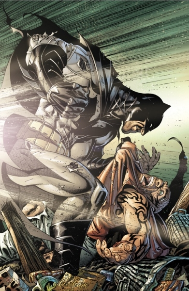 Photo Flash: First Look - DC Comics Announces Guest Artists for BATMAN #18
