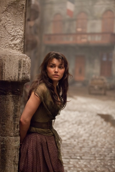 Samantha Barks at Complete First Look at LES MISÉRABLES on the Silver Screen - New Production Photos & More!
