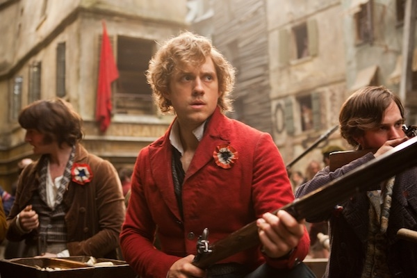 Aaron Tveit at Complete First Look at LES MISÉRABLES on the Silver Screen - New Production Photos & More!