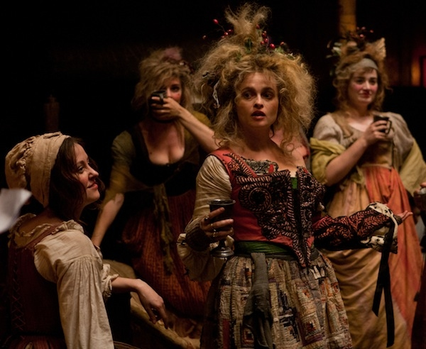 Helena Bonham Carter at Complete First Look at LES MISÉRABLES on the Silver Screen - New Production Photos & More!