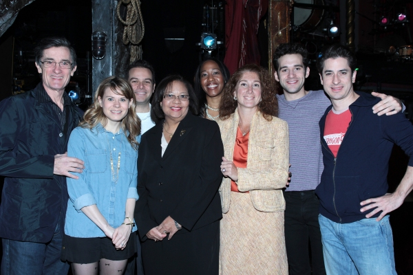 Photo Coverage: PETER AND THE STARCATCHER Holds Student Matinee!