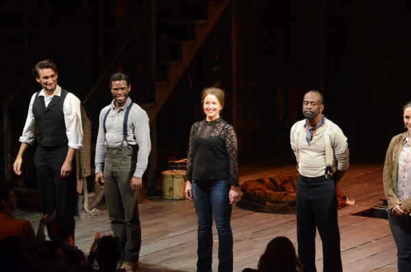 Photo Flash: Inside Opening Night of A CIVIL WAR CHRISTMAS