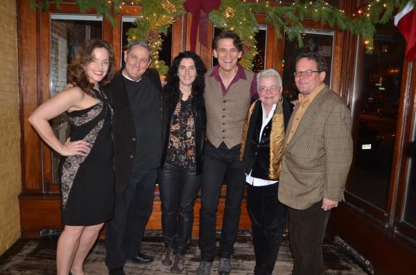 Alice Ripley, Jim Nicola, Tina Landau, Paula Vogel, Bob Stillman, Billy Russo