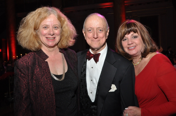 Photo Flash: Kate Baldwin, James Houghton, and More at Acting Company Gala