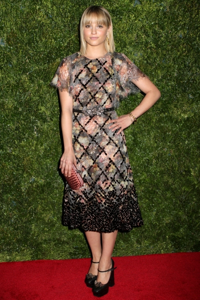 Fashion Photo of the Day 12/8/12 - Dianna Agron