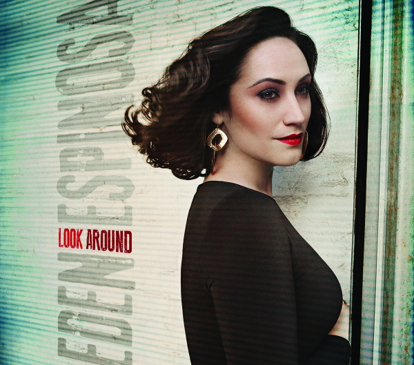 Photo Flash: Eden Espinosa's 'Look Around' Album Art Released!