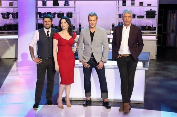 Photo Flash: First Look at ABC's New Competition Show THE TASTE