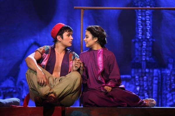 K-La Rivera and Tom Rodriguez