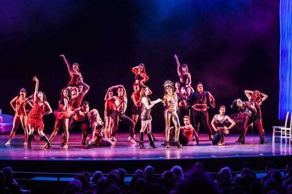 Photo Coverage: Inside GYPSY OF THE YEAR 2012!