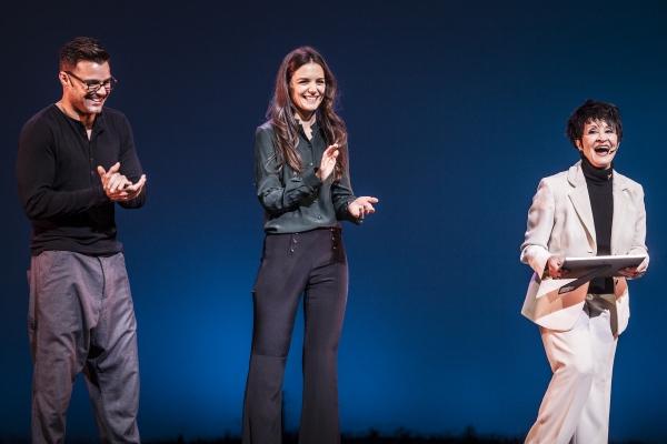 Ricky Martin, Katie Holmes and Chita Rivera