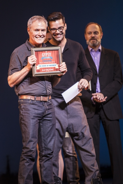 Photos: Inside GYPSY OF THE YEAR 2012!