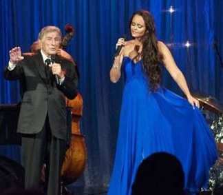 Photo Flash: First Look - TONY BENNETT Y SUS AMIGOS on Univision
