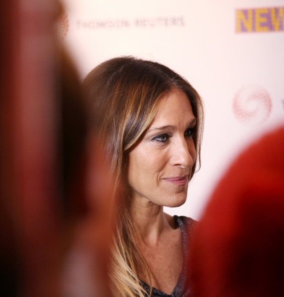 Photo Coverage: Sarah Jessica Parker and More at New 42nd Street's 2012 Gala