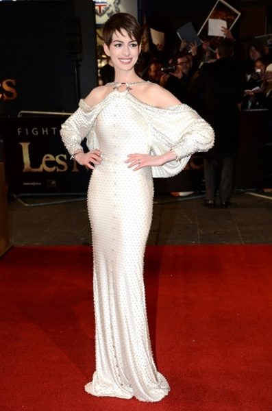 Fashion Photo of the Day 12/6/12 - Anne Hathaway