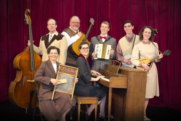 BWW Reviews: SANDERS FAMILY CHRISTMAS Really is a Toe-Tappin' Family Musical!