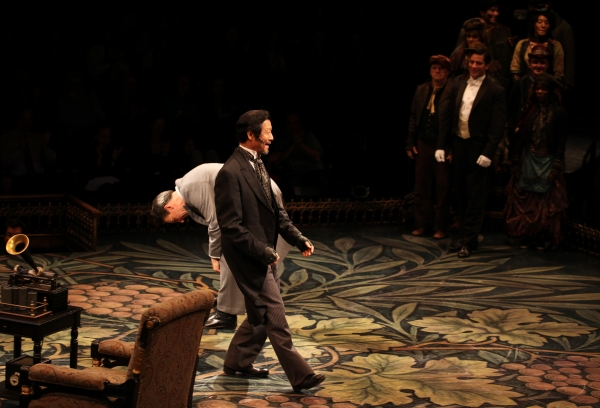 Photo Coverage: Inside Arena Stage's MY FAIR LADY Curtain Call