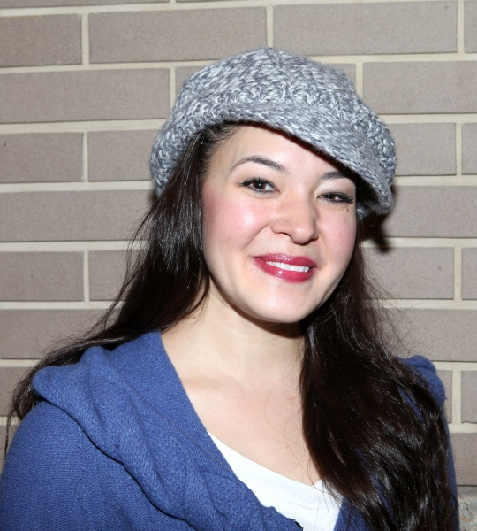 Photo Coverage: Backstage at Arena Stage's MY FAIR LADY