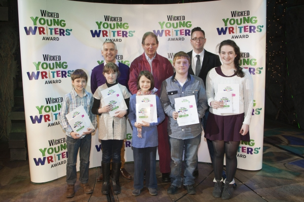 Jack McEwan, Johnathan Douglas, Darcey Fleming, Catherine Solway, Michael Morpurgo, Scott Wilson, Michael McCabe (Executive Producer) and Sophie Max attend The W