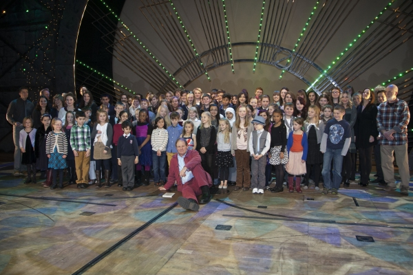 Photo Flash: Winners Announced at the Third Annual WICKED YOUNG WRITERS' AWARD