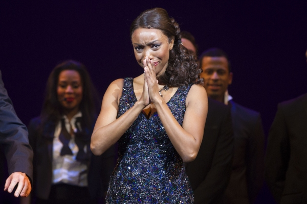 Photo Flash: Inside the West End Opening Night of THE BODYGUARD- with Heather Headley, Lloyd Owen, and More!