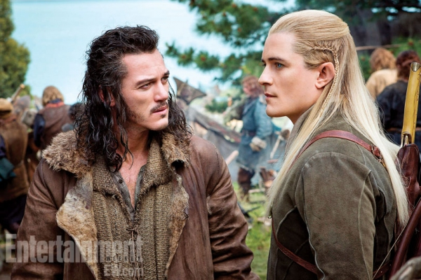 Photo Flash: First Image from the Third Film in THE HOBBIT Trilogy Just Released!