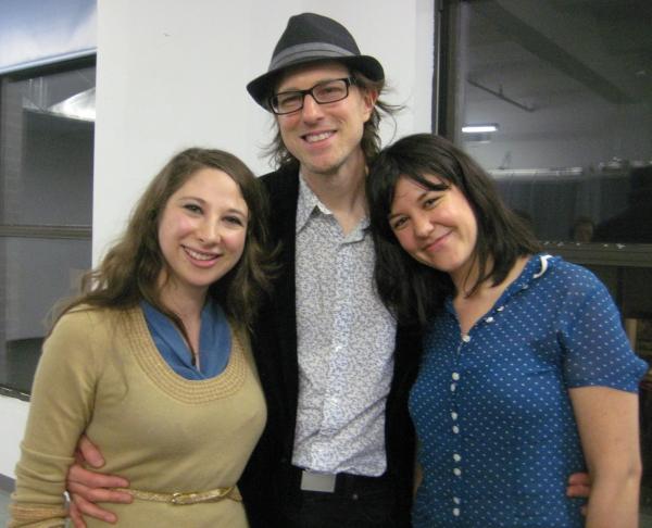 Lisa Lewis, David Gibbs and Zo�'« Winters Photo