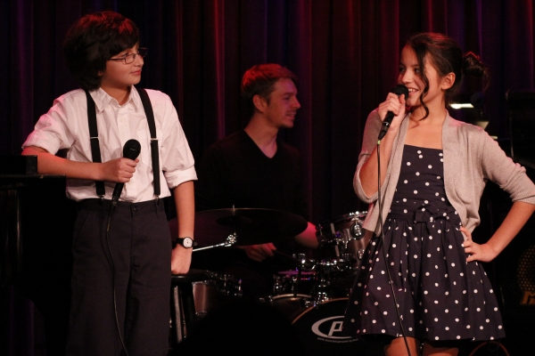 Photo Flash: Jenna Leigh Green, Gregory Haney, Isabela Moner and More in IT'S A BRAD, BRAD WORLD