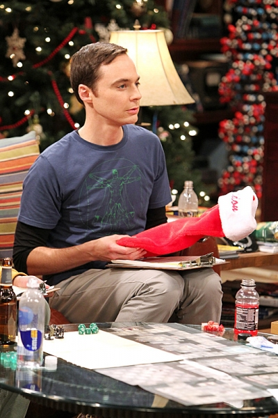 Photo Flash: THE BIG BANG THEORY's Holiday Episode, Set to Air 12/13