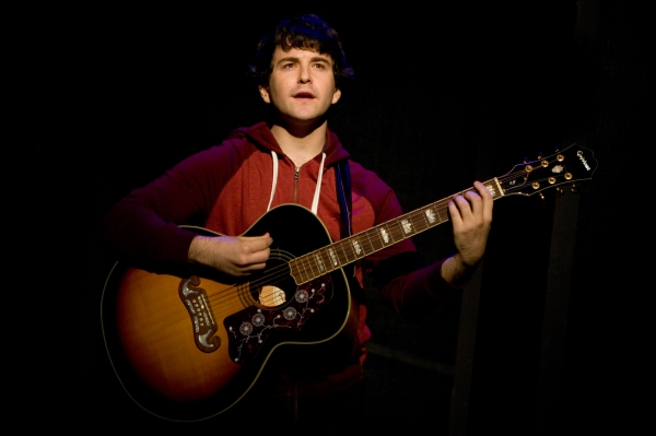 Photo Flash: First Look at Alex Brightman in The Hub Theatre's HOW I PAID FOR COLLEGE