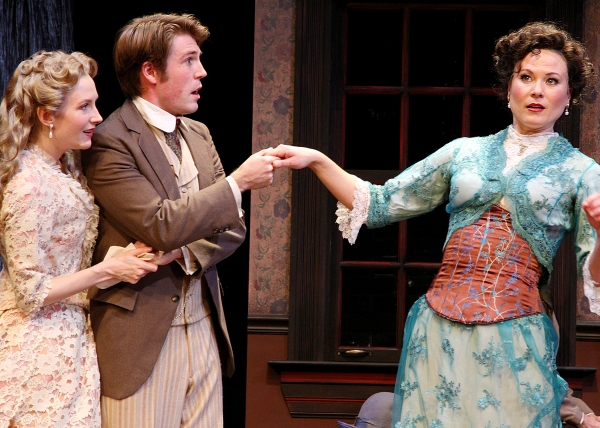 Photo Flash: First Look at Shakespeare Theatre of New Jersey's TRELAWNY OF THE WELLS